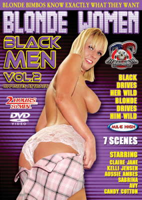 Blonde Women Black Men 2